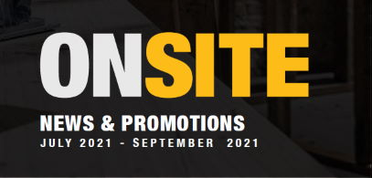 Onsite Offers Q3 2021